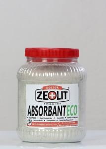 Doctor Zeolit AbsorbantEco, granulatie 0.1-1 mm, bidon 2.3 kg